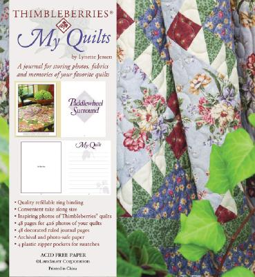 Thimbleberries My Quilts By Jensen, Lynette